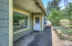 780 NW Grouse St, Seal Rock, OR 97376 - Rear Yard Patio