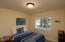 2915 SW Beach Ave, Lincoln City, OR 97367 - One of 2 guest bedrooms