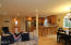 2915 SW Beach Ave, Lincoln City, OR 97367 - View from living room to entry