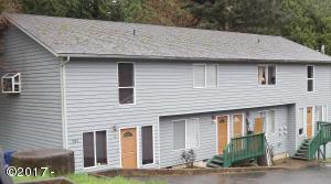 131 Ainslee Ave, Depoe Bay, OR 97341 - Front of Building