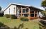 1250 SW Sailfish Loop, Waldport, OR 97394 - Sun Room from Yard!