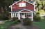 11416 NE Coos St, Newport, OR 97365 - Home backs up to the forest