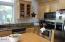 11416 NE Coos St, Newport, OR 97365 - Kitchen Has granite