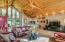 1198 NE Lakewood, Lincoln City, OR 97367 - Living Room