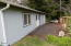 12881 SE Elderberry Drive, South Beach, OR 97366 - North side of the home