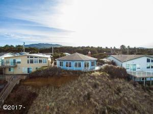 5825 El Mar Avenue, Gleneden Beach, OR 97388 - Aerial Exterior