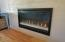 6250 SW Jetty Ave, Lincoln City, OR 97367 - Sleek electric fireplace