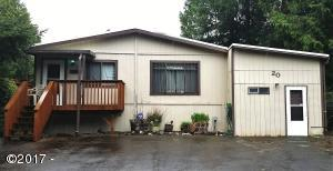 20 Ainslee Ave, Depoe Bay, OR 97341 - Street View