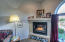 1420 SE Oar Ave., Lincoln City, OR 97367 - Fireplace