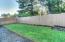 1420 SE Oar Ave., Lincoln City, OR 97367 - Fenced Back Yard