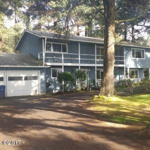 9203 SW Abalone St, Newport, OR 97366 - Front