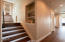 7730 Brooten Mountain Loop, Pacific City, OR 97135 - Stairs to Master
