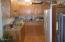 210 SW Strawberry Lane, Waldport, OR 97394 - Unit #2 kitchen
