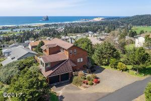 35620 Topping Rd, Pacific City, OR 97135 - Arial