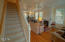 371 Kinnikinnick (share A) Wy, Depoe Bay, OR 97341 - Stairs to Bedrooms