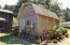 1636 Little Switzerland Rd, Tidewater, OR 97390 - Garden/Hobby Shed