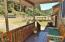 1636 Little Switzerland Rd, Tidewater, OR 97390 - Front Covered Deck