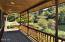 1636 Little Switzerland Rd, Tidewater, OR 97390 - Riverside Deck