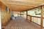 1636 Little Switzerland Rd, Tidewater, OR 97390 - Commercial Kitchen River View Deck