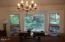 556 Fairway Dr, Gleneden Beach, OR 97388 - Dining with a Forest View
