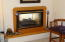 556 Fairway Dr, Gleneden Beach, OR 97388 - Two Way Fireplace
