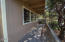 5745 Hacienda Ave, Lincoln City, OR 97367 - Front deck on West