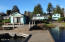 5234 NE Neotsu Dr, Neotsu, OR 97364-9772 - View of home from dock