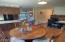 963 SE Loren Ln, Toledo, OR 97391 - Kitchen & DR