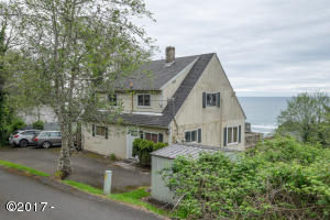255 Bensell Ave, Depoe Bay, OR 97341 - View of 255 Bensell