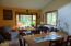 2655 NE Hemlock Dr, Yachats, OR 97498 - Living & dining areas