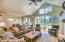 5615 SW Arbor Dr, South Beach, OR 97366 - Living room