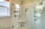 5615 SW Arbor Dr, South Beach, OR 97366 - Master shower