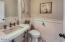 5615 SW Arbor Dr, South Beach, OR 97366 - Powder bath