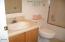 3848 Summit Ridge Cir, Depoe Bay, OR 97341 - Guest bath