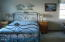 350 Bella Beach Dr., Depoe Bay, OR 97341 - Master bedroom fully furnished