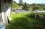 645 NE 8th St, Toledo, OR 97391 - Side Yard