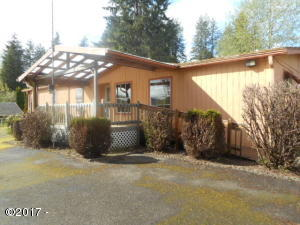 440 N Pleasure Dr, Otis, OR 97368 - Front of home