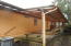 440 N Pleasure Dr, Otis, OR 97368 - Back Deck