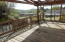 440 N Pleasure Dr, Otis, OR 97368 - Front Deck