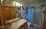 5392 SW Pacific Coast Hwy, Waldport, OR 97394 - Upstairs Bathroom