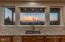 6015 Pacific Overlook Drive, Neskowin, OR 97149 - Kitchen View Sunset