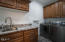 6015 Pacific Overlook Drive, Neskowin, OR 97149 - Laundry