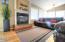261 SE View Dr, Newport, OR 97365 - Unit B Living Room 1