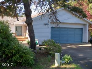 1324 NW Sunahama Pl, Seal Rock, OR 97376 - Front