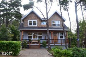 4460 Jack Pine Ave, Depoe Bay, OR 97341 - Front view