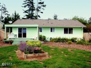 102 N Bayview Rd, Waldport, OR 97394 - Home (back yard)