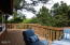 2510 NW Pacific St, Newport, OR 97365 - Back deck