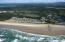 6032 SW Cupola Dr, South Beach, OR 97366 - Aerial view from ocean