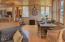 225 NW Brook St, A, Newport, OR 97365 - dining area