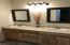 2708 East Devils Lake Rd., Otis, OR 97368 - Guest Bathroom dual sinks